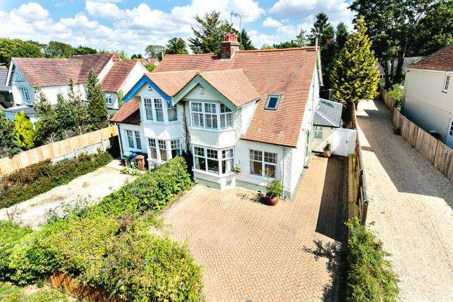 Thumbnail Semi-detached house to rent in Woodstock Road, Oxford