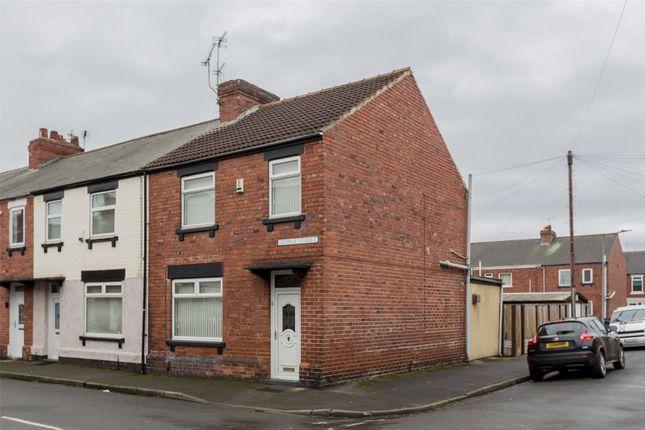 Thumbnail End terrace house for sale in George Street, Bentley, Doncaster, South Yorkshire