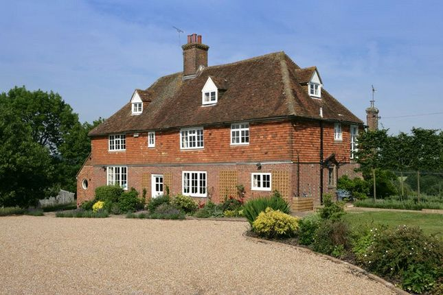 Thumbnail Detached house for sale in Willards Hill, Robertsbridge, East Sussex
