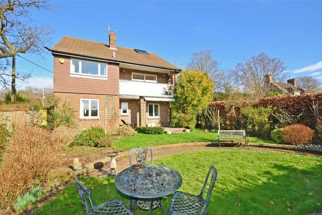 Thumbnail Detached house for sale in Batts Lane, Pulborough, West Sussex