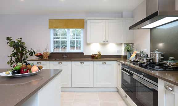 Example Kitchen of Wheeler Lane, Witley, Godalming GU8