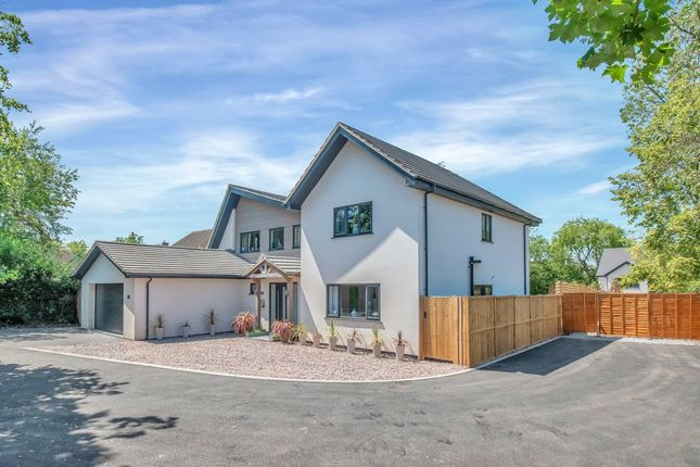 Thumbnail Detached house for sale in Barlaston, Stoke-On-Trent, Staffordshire