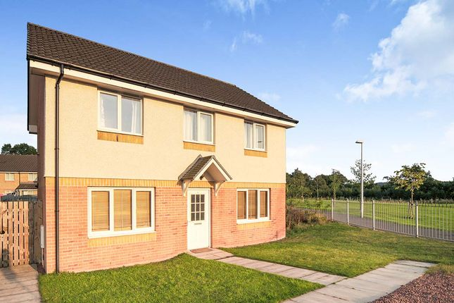 Thumbnail Detached house for sale in Summerpark Road, Dumfries, Dumfries And Galloway