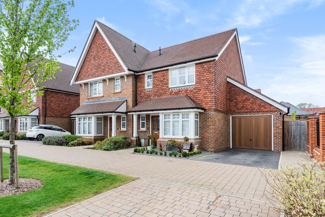 3 bed semi-detached house for sale in The Boulevard, Horsham RH12