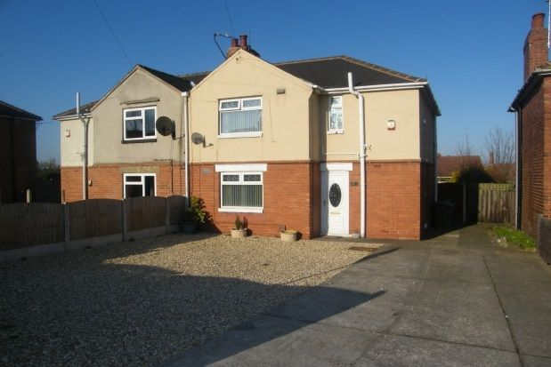 Thumbnail Semi-detached house to rent in Shakespeare Avenue, Mansfield Woodhouse, Mansfield