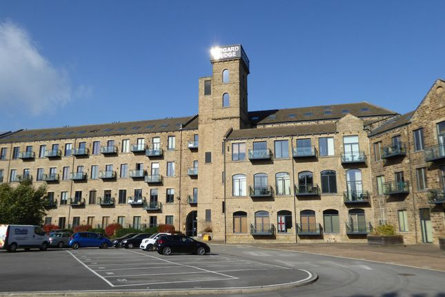 Thumbnail Flat for sale in Ledgard Wharf, Mirfield