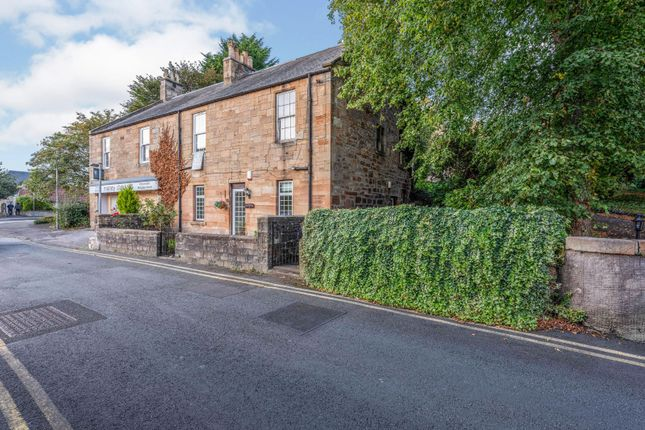 Thumbnail Flat for sale in Provost Road, Linlithgow, West Lothian