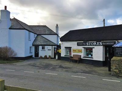 Thumbnail Retail premises for sale in Crackington Village Stores, Crackington Haven, Bude, Cornwall