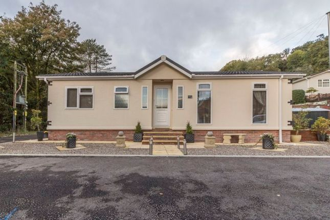 Thumbnail Mobile/park home for sale in Waun Wern Park, Crumlin Road, Pontypool