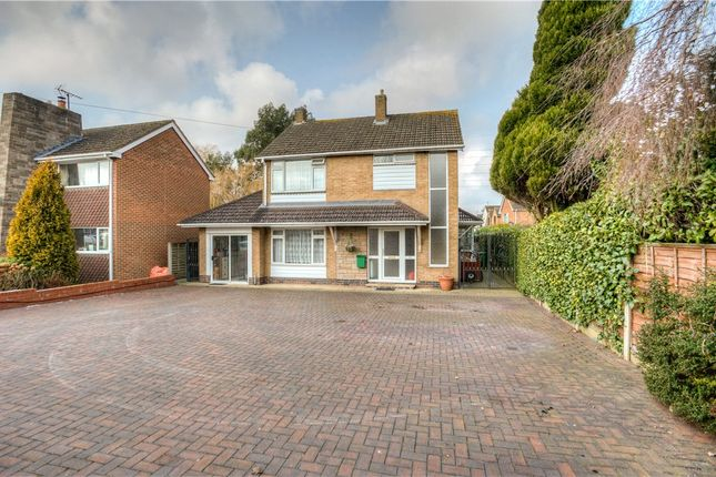 Thumbnail Detached house for sale in Bulkington Lane, Whitestone, Nuneaton, Warwickshire