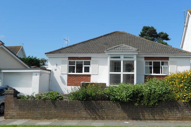 Thumbnail Bungalow to rent in Fitzhammon Road, Porthcawl