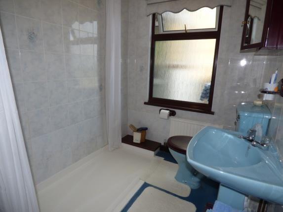 Bathroom of New Road, Brynteg, Wrexham, Wrecsam LL11