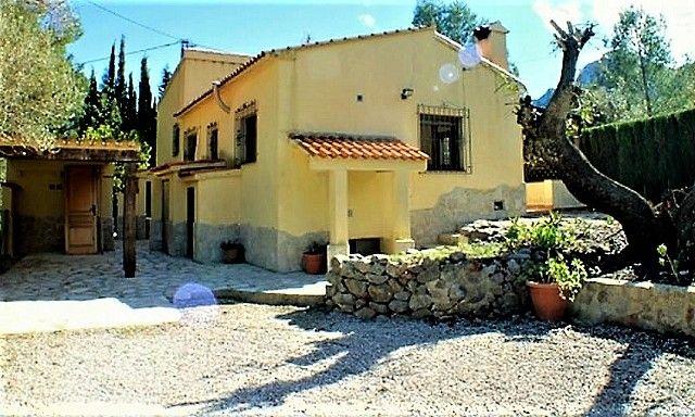 Thumbnail Villa for sale in 03792 Parcent, Alicante, Spain