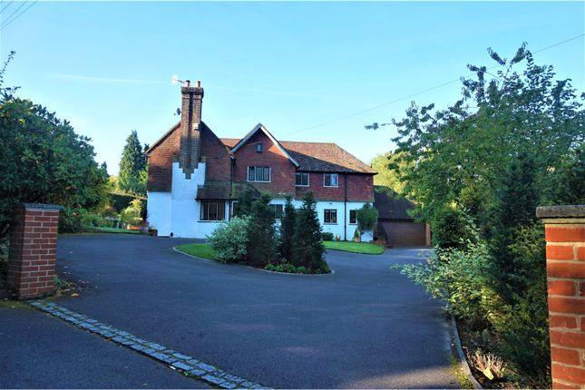 Thumbnail Detached House For Sale In Uvedale Road Oxted