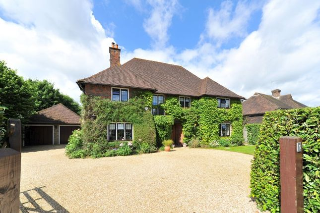 Thumbnail Detached house for sale in Woodway, Merrow, Guildford