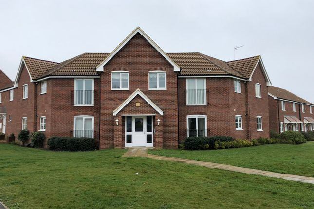 Thumbnail Flat to rent in Charter Avenue, Market Deeping, Peterborough