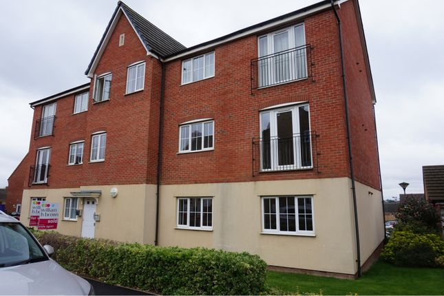 Thumbnail Flat to rent in Scarsdale Way, Grantham