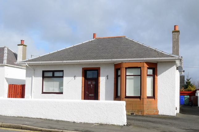 Thumbnail Detached bungalow for sale in Sherwood Road, Prestwick
