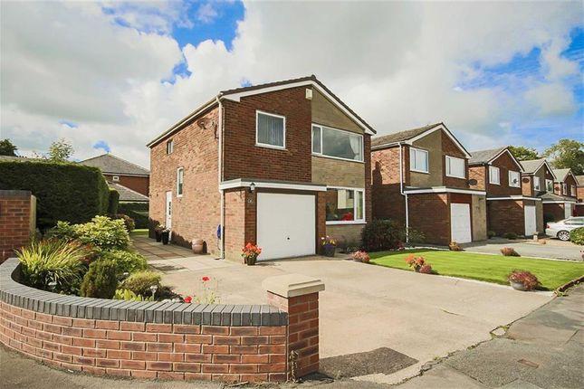 Thumbnail Detached house for sale in Long Meadow, Mellor, Blackburn