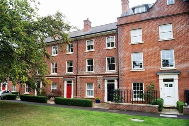 Thumbnail Town house to rent in St Marys Road, Ipswich, Suffolk
