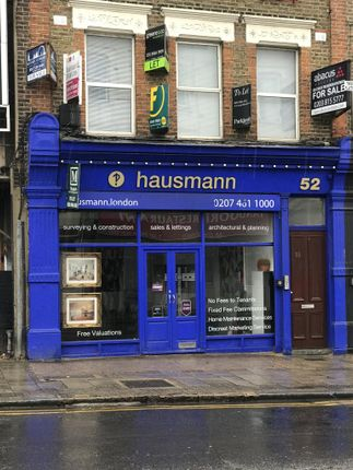 Thumbnail Retail premises for sale in Chamberlayne Road, London