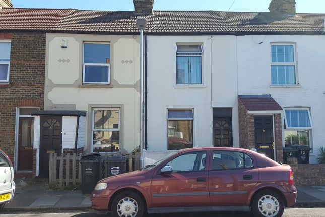 Thumbnail Terraced house to rent in Bayly Road, Dartford
