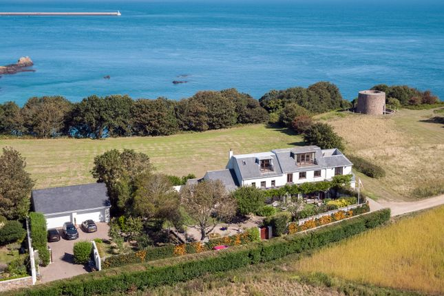 Thumbnail Detached house for sale in Le Mont Mallet, St. Martin, Jersey