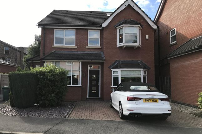 Thumbnail Detached house to rent in Meridian Place, West Didsbury, Didsbury, Manchester