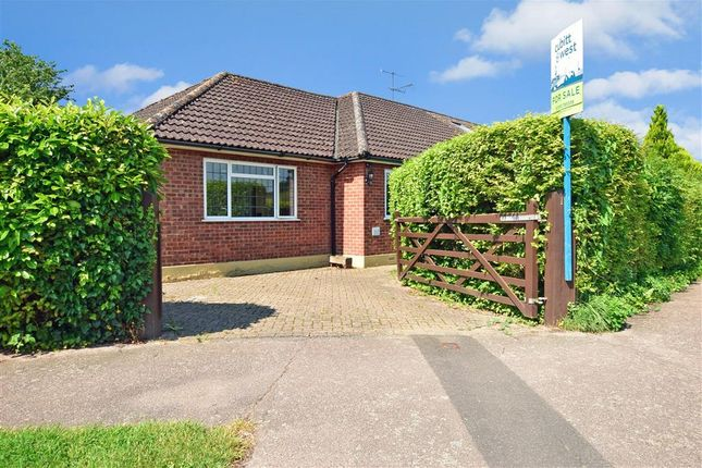 3 bed semi-detached bungalow for sale in Orchard Road, Smallfield, Horley, Surrey RH6