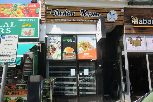 Thumbnail Restaurant/cafe to let in Walm Lane, Willesden