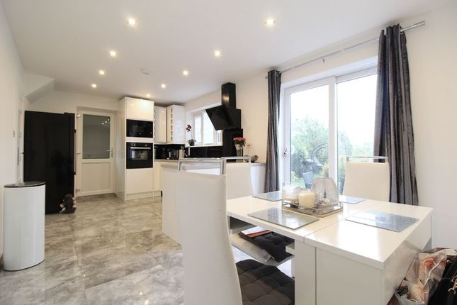 Thumbnail End terrace house for sale in Long Croft Road, Luton