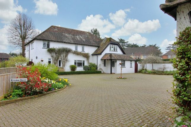 Thumbnail Detached house for sale in The Pines, Andover