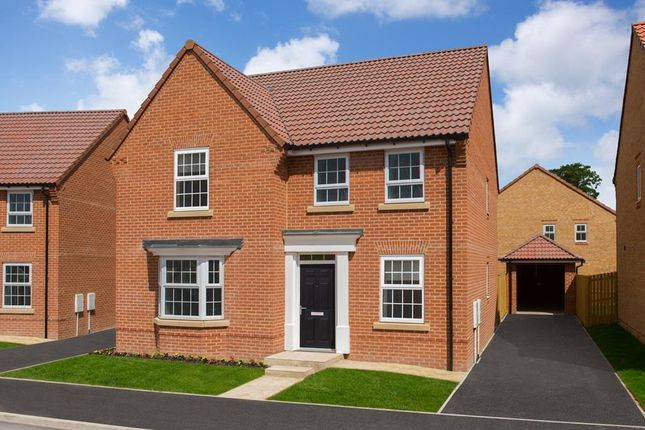 """4 bed detached house for sale in """"Holden"""" at Kilby Road, Fleckney, Leicester LE8"""