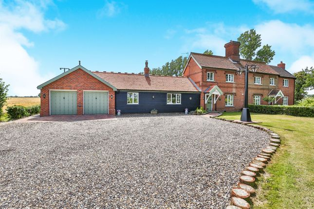 Thumbnail Cottage for sale in Reymerston, Norwich
