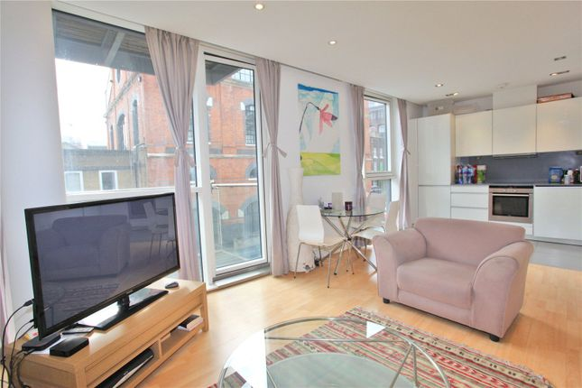 Thumbnail Flat for sale in Times Square, Leman Street, London