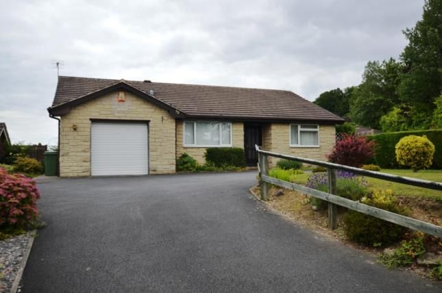Thumbnail Bungalow for sale in Lake View Avenue, Chesterfield, Derbyshire