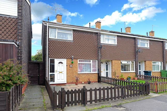 Thumbnail Terraced house for sale in Rutland, Shrewsbury