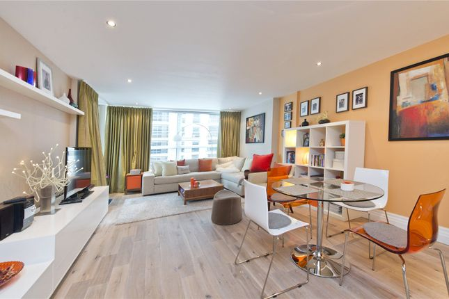 Thumbnail Flat for sale in Thames Point, The Boulevard, London
