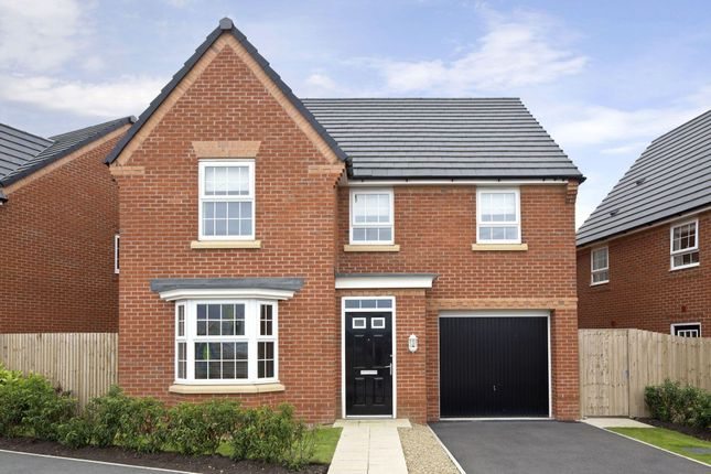 "Thumbnail Detached house for sale in ""Millford"" at Manor Drive, Upton, Wirral"