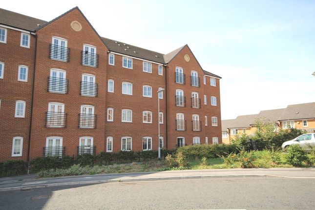 Thumbnail Flat for sale in Fenton Gate, Middleton, Leeds