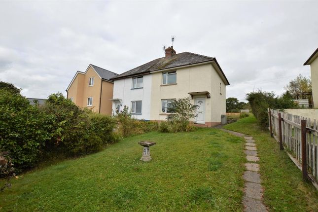 2 bed semi-detached house for sale in Westgate, Lapford, Crediton EX17