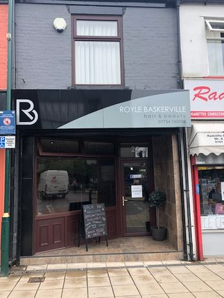 Thumbnail Retail premises for sale in Blackburn Street, Radcliffe