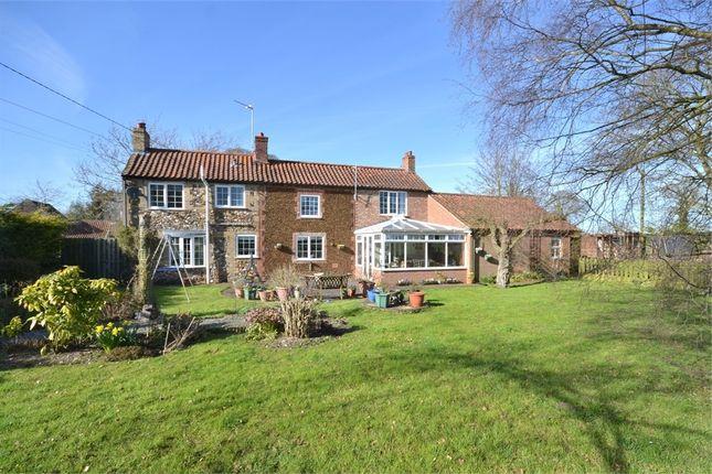 Thumbnail Cottage for sale in Elder Lane, Grimston, King's Lynn