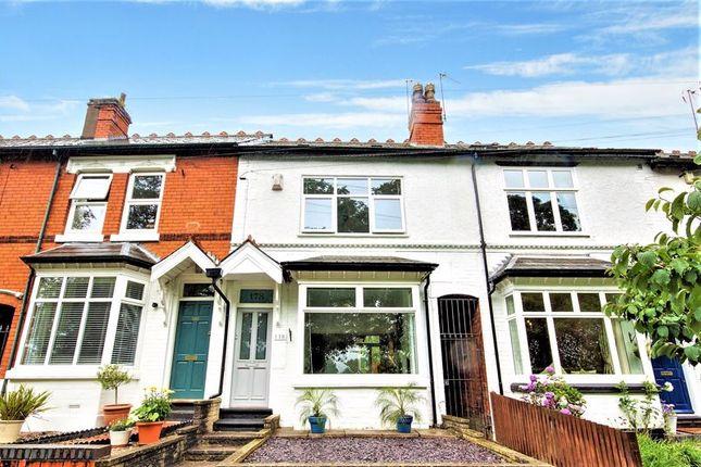 Thumbnail Terraced house for sale in Franklin Road, Cotteridge, Birmingham