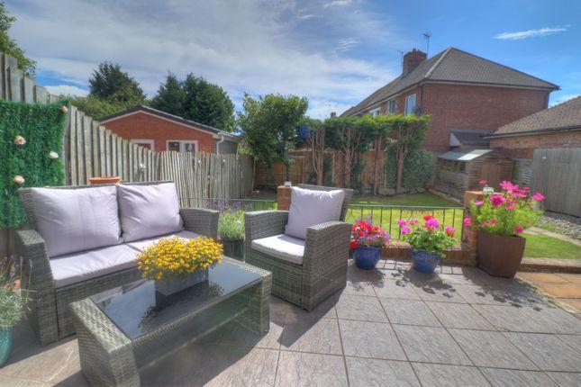 Patio Area 3 of Scraptoft Lane, Humberstone, Leicester LE5
