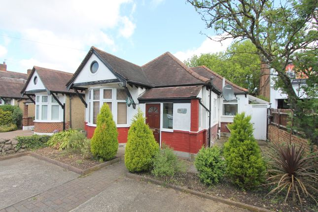 Thumbnail Detached bungalow to rent in Wandleside, Wallington