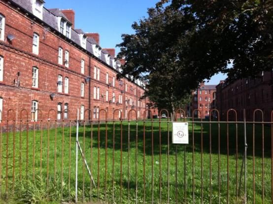 Thumbnail Flat to rent in Schooner Street, Barrow-In-Furness