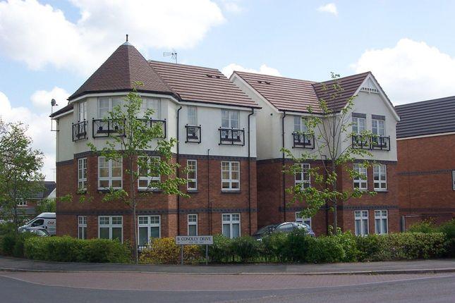 Thumbnail Flat to rent in Park Way, Rubery, Rednal, Birmingham