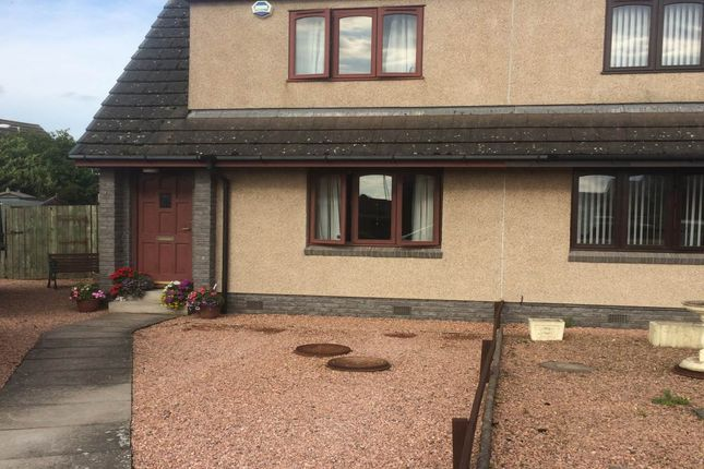 Thumbnail Semi-detached house to rent in Tommy Armour Place, Carnoustie