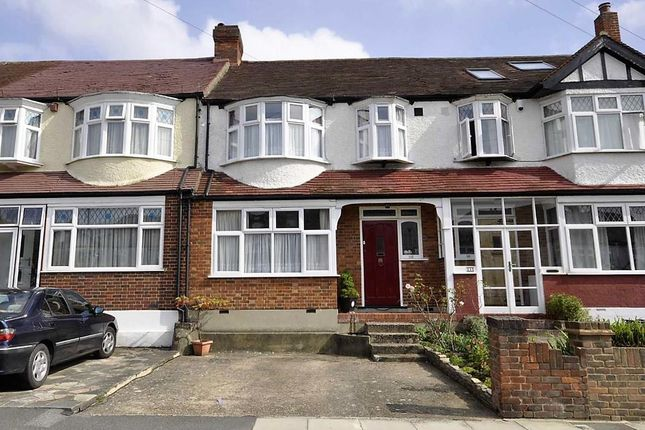 3 bed terraced house for sale in Elm Walk, London